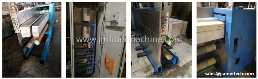 Used pp multifilament winding machine for sale