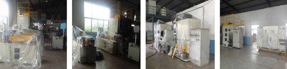 mini FDY/POY integration spinning test machine