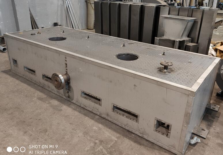 PP  spinning  machine spinning box are explained in detail