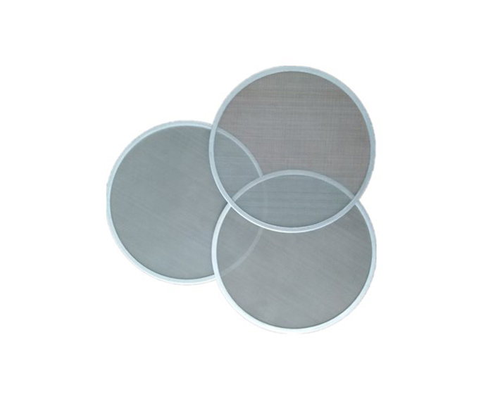 Filter for multifilament spinning machine