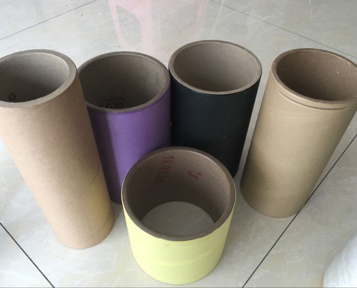 paper bobbin paper tube for FDY BCF POY winder machine