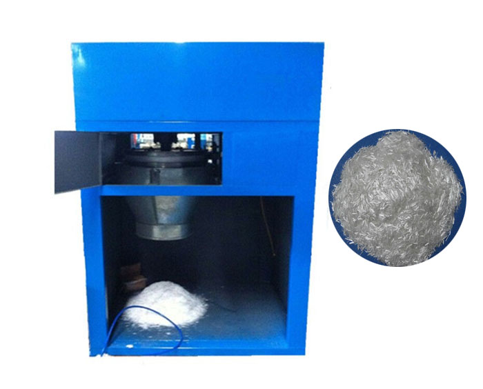 Glass Fiber Cutting Machine