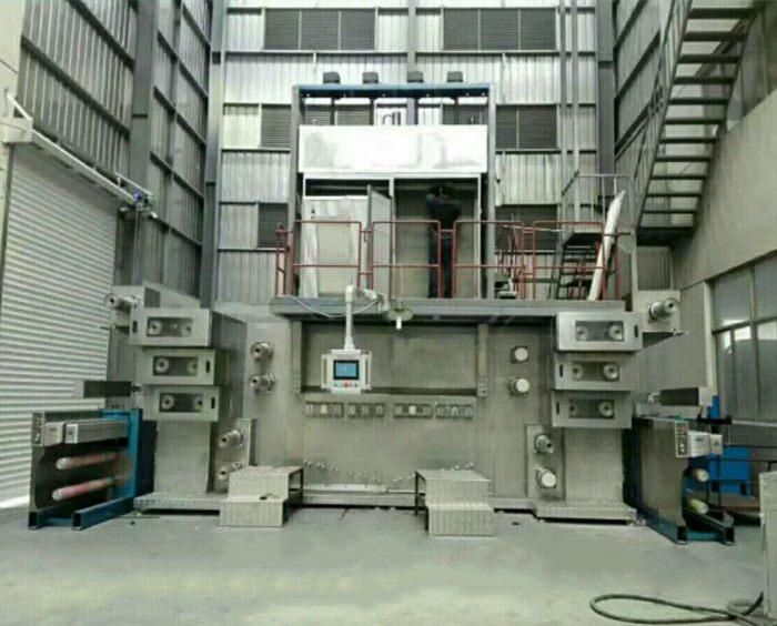 JM281 industrial yarn polypropylene FDY spinning system