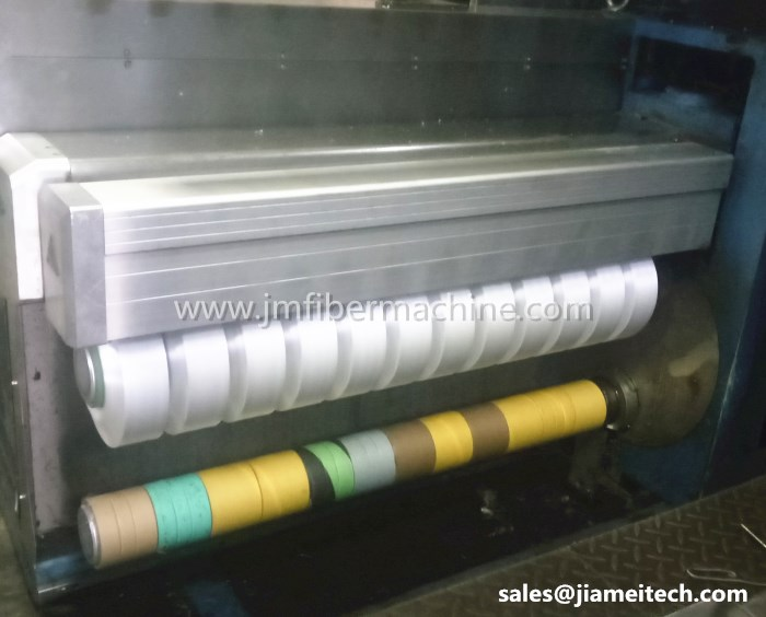 JM2121 HT FDY multi filament PP yarn making plant