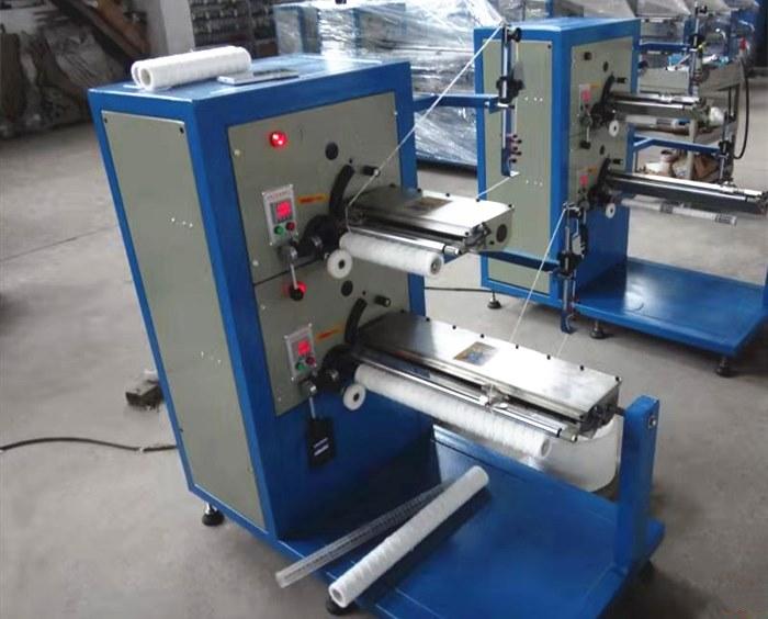 PP Polypropylene string yarn winding filter cartridge making machine