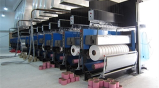 Composition and main parameters of Polypropylene Spinning Machine